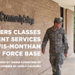Pima Offers Classes and  Student Services at  Davis-Monthan Air Force Base