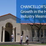 Chancellor's Letter: Growth in the Hospitality Industry Means Opportunity