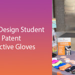 PCC Fashion Design Student Gets Pending Patent for Sun-Protective Gloves