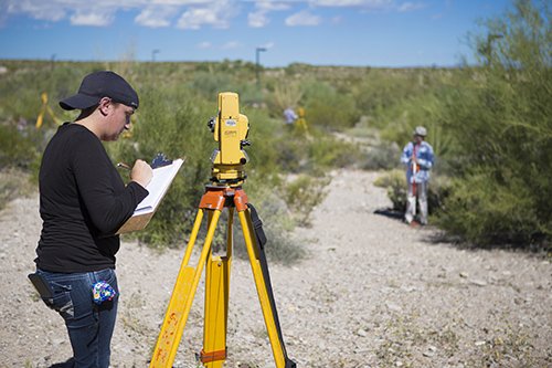 archaeology field technician resume