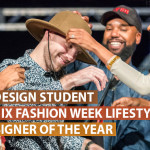 PCC Fashion Design Student Named Phoenix Fashion Week Lifestyle Emerging Designer of the Year