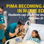 Pima Becoming a Leader in Nurse Education