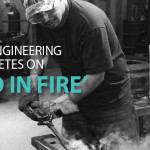 Success Story: Mechanical Engineering Student Competes on 'Forged in Fire'