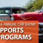 Pima Hosts TSRA Annual Car Show; TSRA Supports Pima's Programs