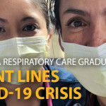 Energetic Pima Respiratory Care Graduate On Front Lines of COVID-19 Crisis