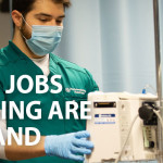 Guys — jobs in nursing are in demand, pay well, and are critical to keeping everyone healthy. Interested?
