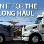 In It for the Long Haul: Trucker learns new skills to keep his career moving